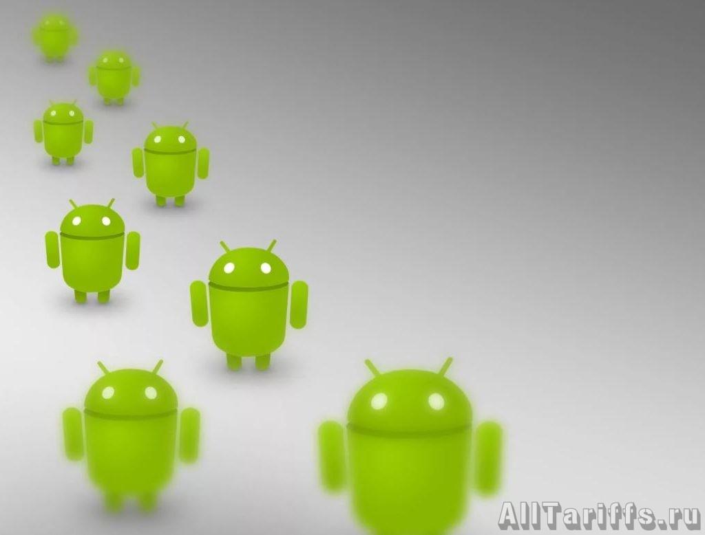 Настройка интернета на Андроид